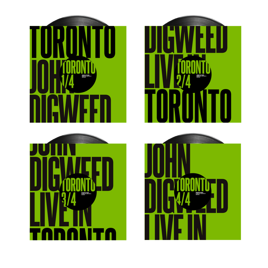 John Digweed - Live in Toronto