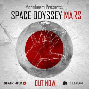 Moonbeam Space Odyssey Mars