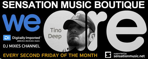 Tino Deep - Sensation Music Boutique