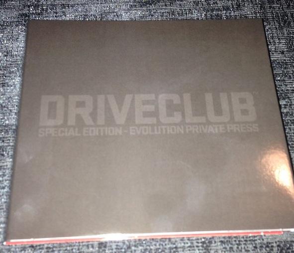 Hybrid driveclub ost