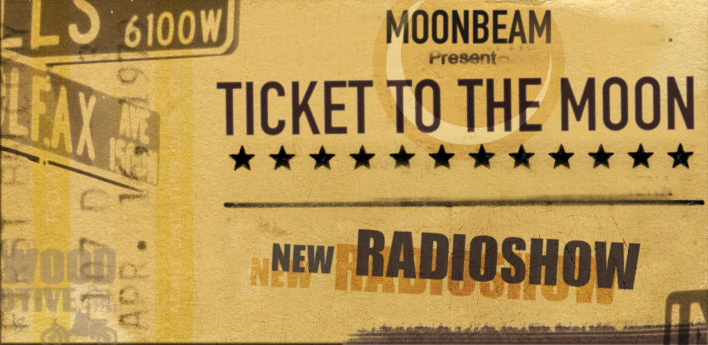 moonbeam Ticket To The Moon