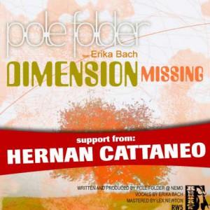 Pole Folder feat Erika Bach - Dimension Missing