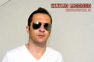 DJ Producer Mauro Picotto