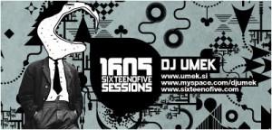 Umek 1605 live sessions
